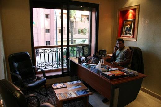 Agencia de Viajes Marruecos