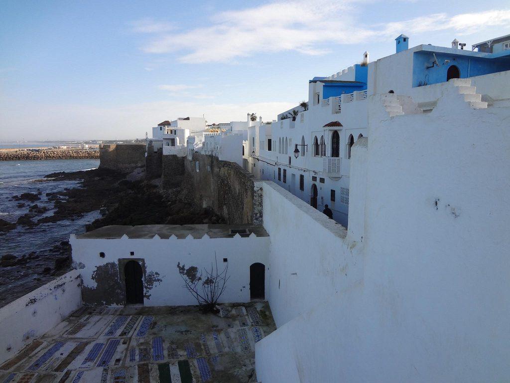 Ciudad De Arcila En Marruecos