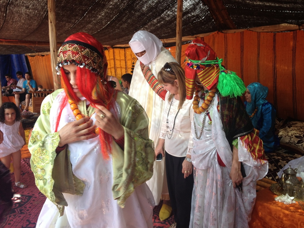 Costumbres Del Matrimonio Marroquí