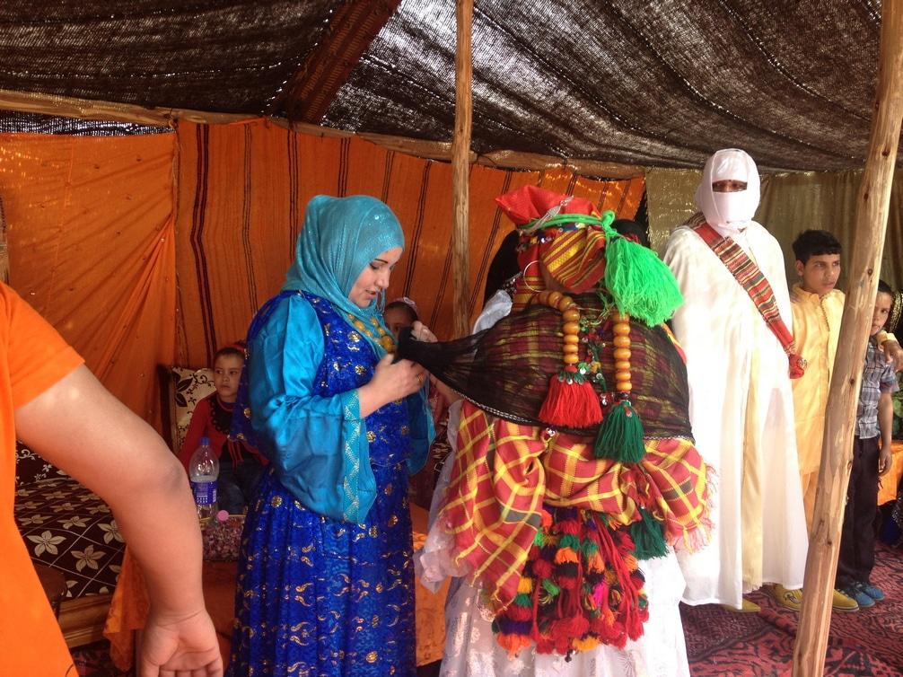 Casar En El Desierto De Marruecos