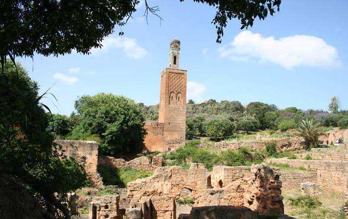 Chellah En Rabat