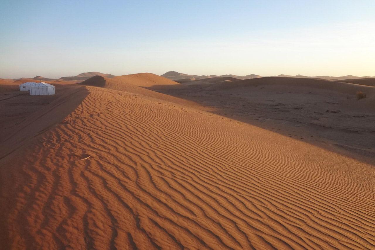 Ruta Desierto Del Sahara Profundo 14 Días