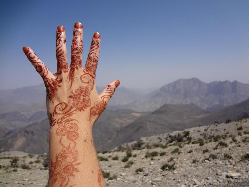 ¿Qué Es La Henna?