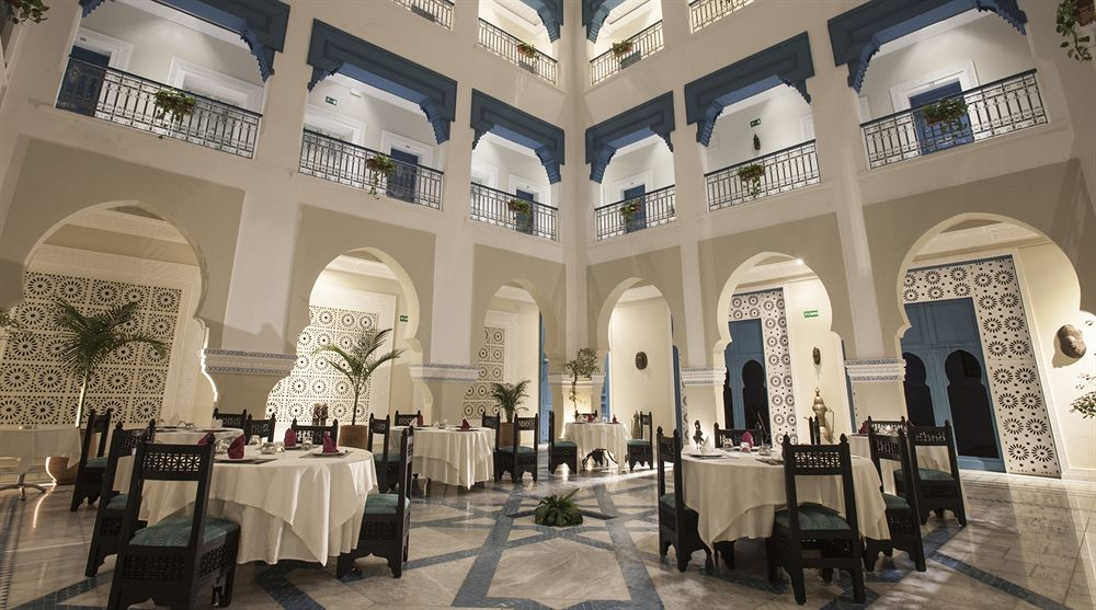 Hoteles En Tánger