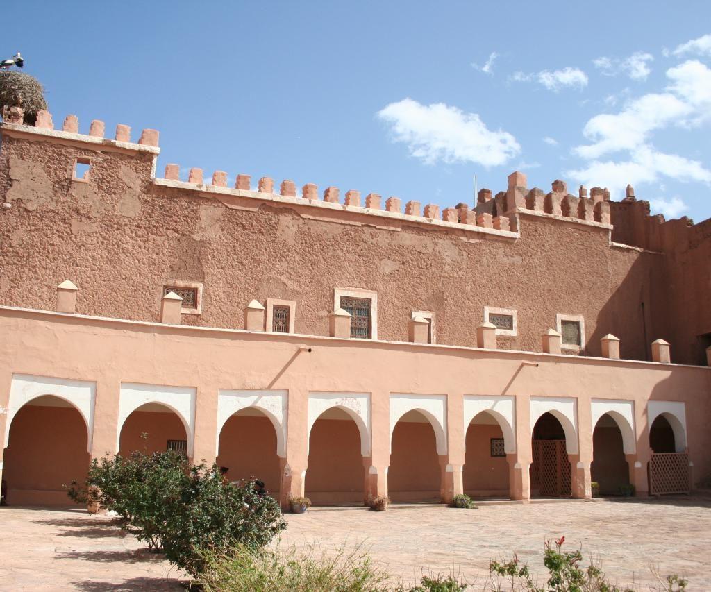 Kasbah Tifoultoute En Marruecos
