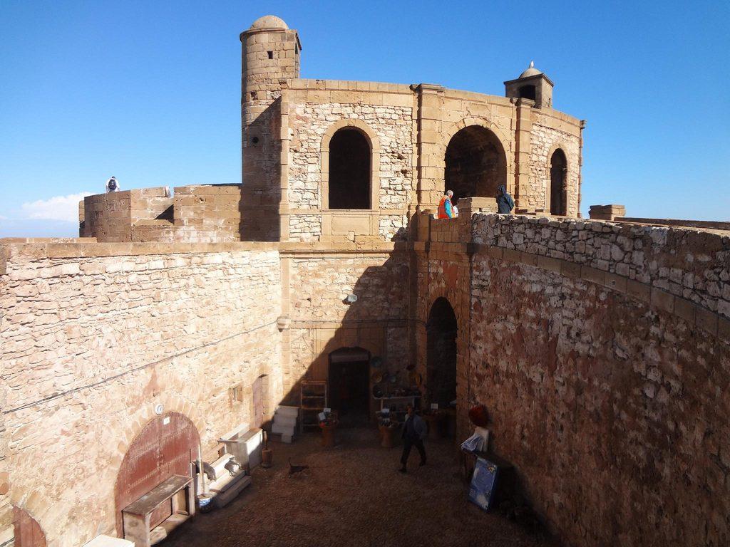 Skala De Essaouira, El Fuerte De La Ciudad Vieja