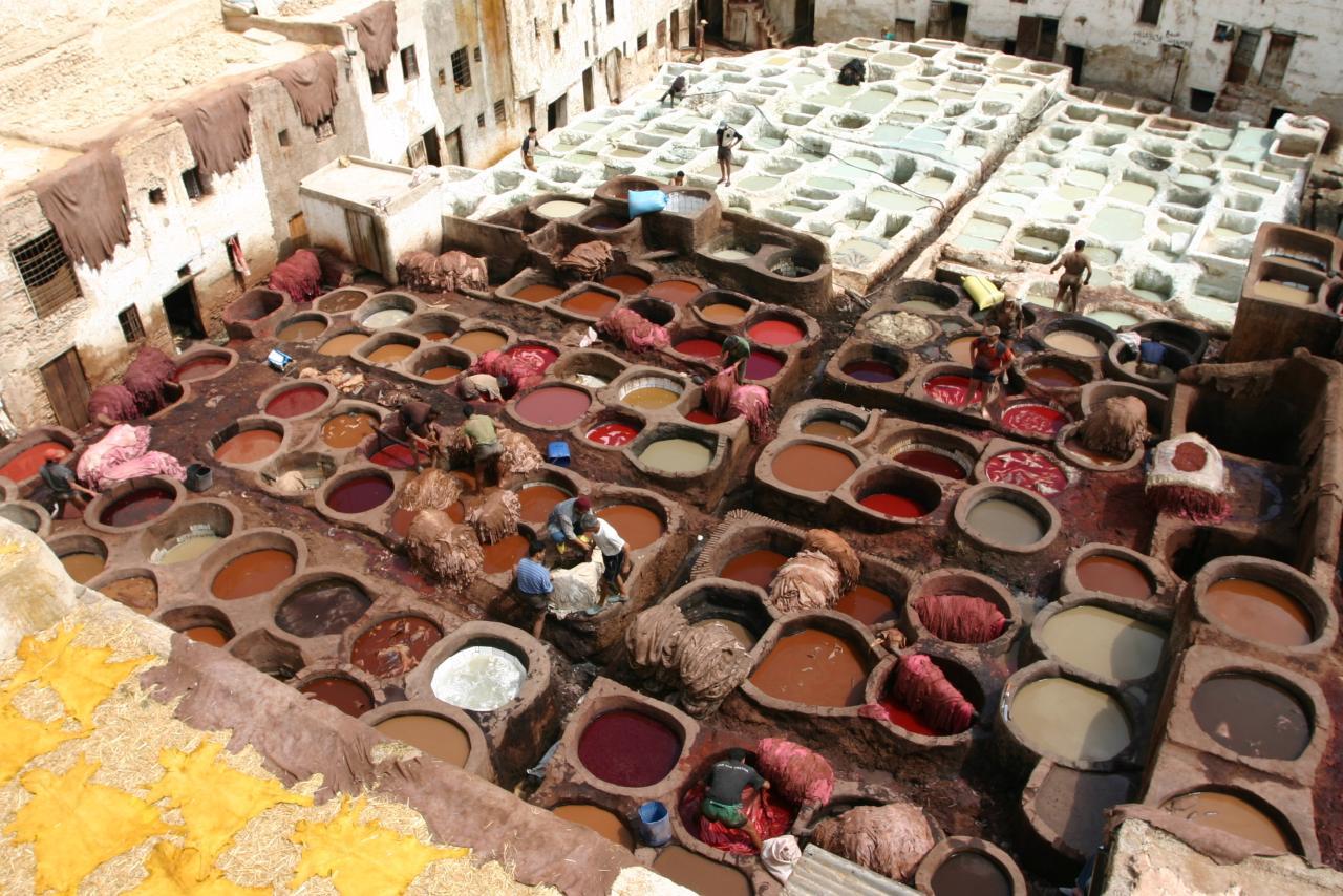 Ruta Desde Marrakech Hasta Fez 5 Días