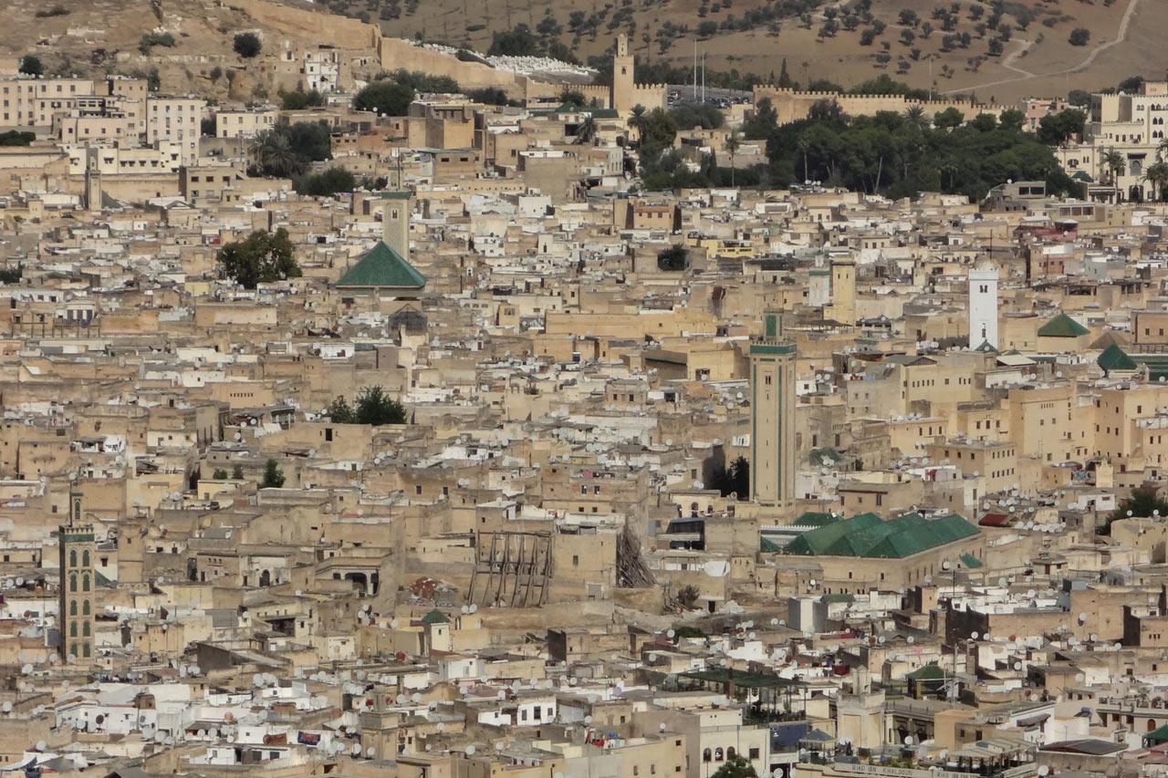 ¿Qué Es Una Medina?