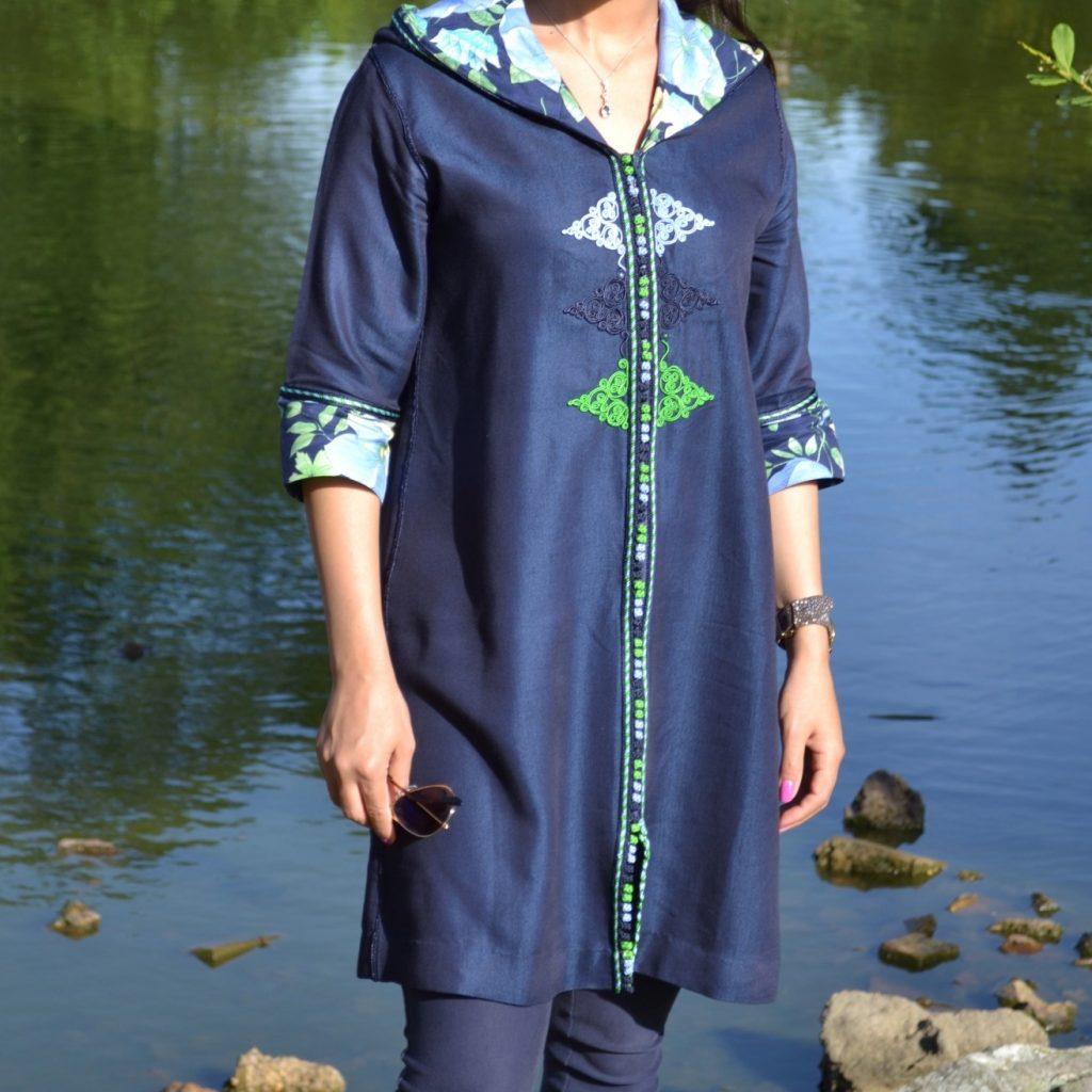 Chilaba De Marruecos.
