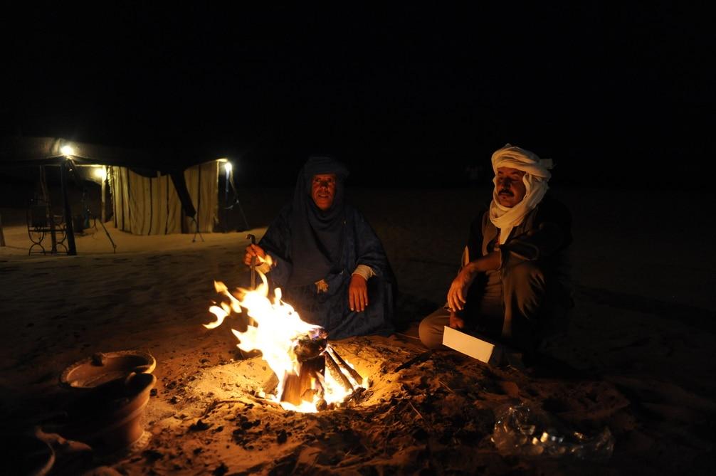 Noche En El Desierto