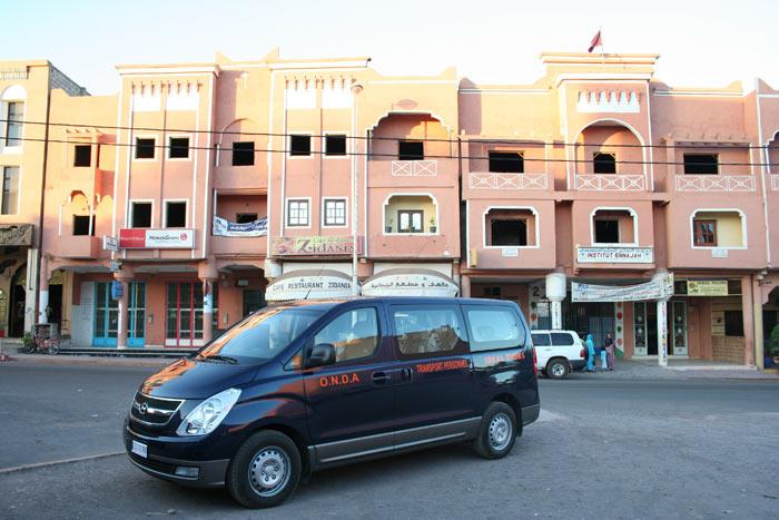 Traslado Aeropuerto – Hotel En Marrakech Marruecos