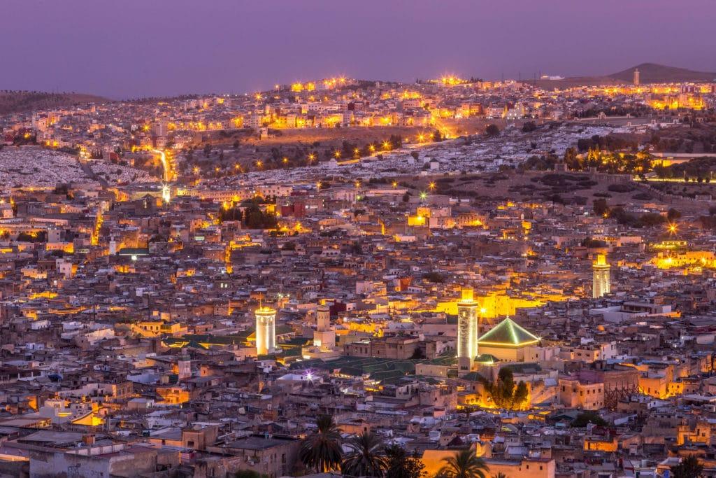 Circuit Villes Impériales du Maroc » 8 jours / 7 nuits à partir de 642€