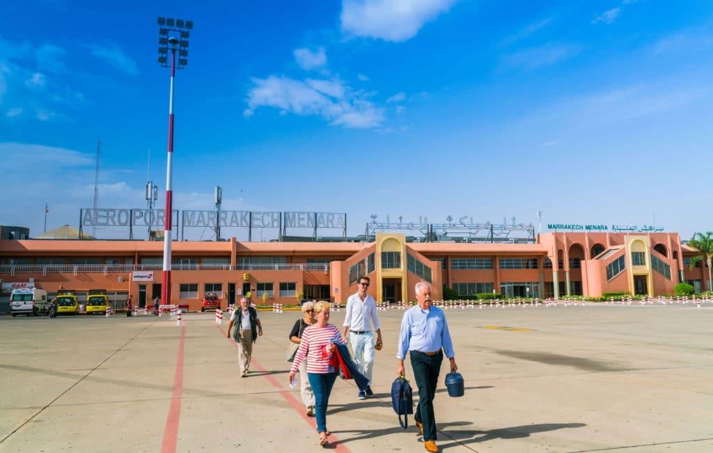 Día 5 – Aeropuerto de Marrakech
