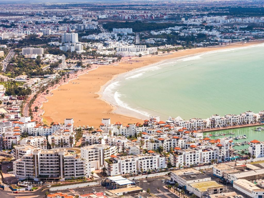 Agadir Marruecos