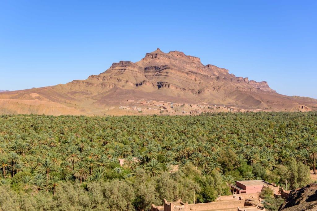 Día 4 - Dunas de Erg Chebbi – Rissani – Alnif – Agdz – Ouarzazate