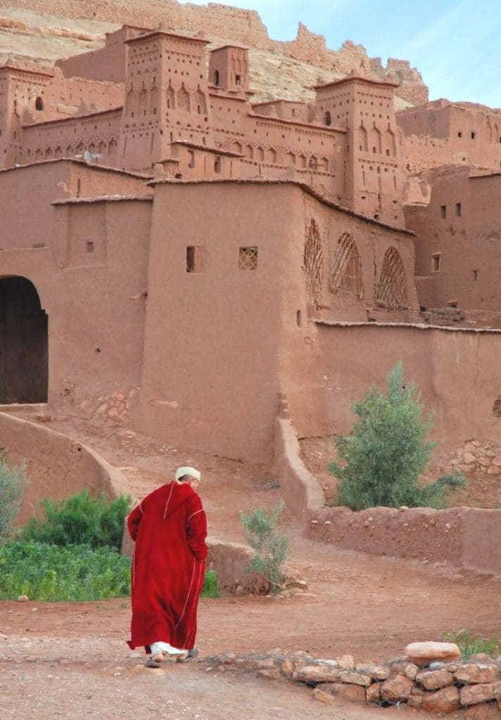 Día 1 - Marrakech – Ait Benhaddou – Ouarzazate – Skoura – Dades