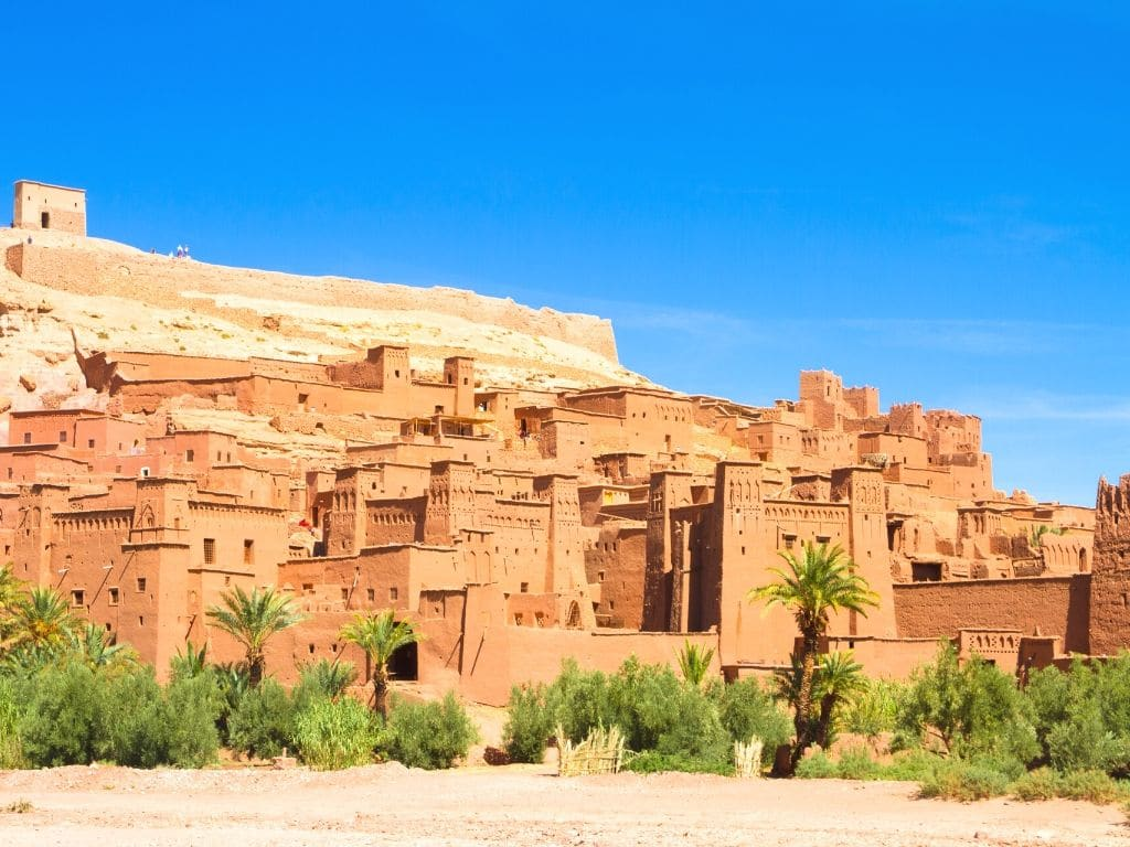 Día 1 – Marrakech – Telouet – Ait Benhaddou – Ouarzazate