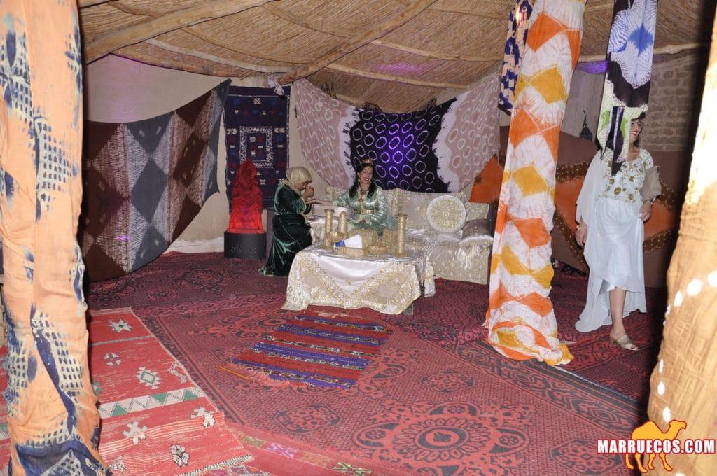 Boda en el desierto de Marruecos 12