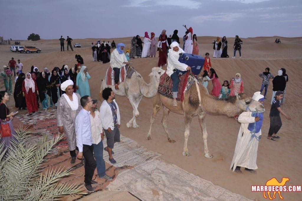 Boda en el desierto de Marruecos 14