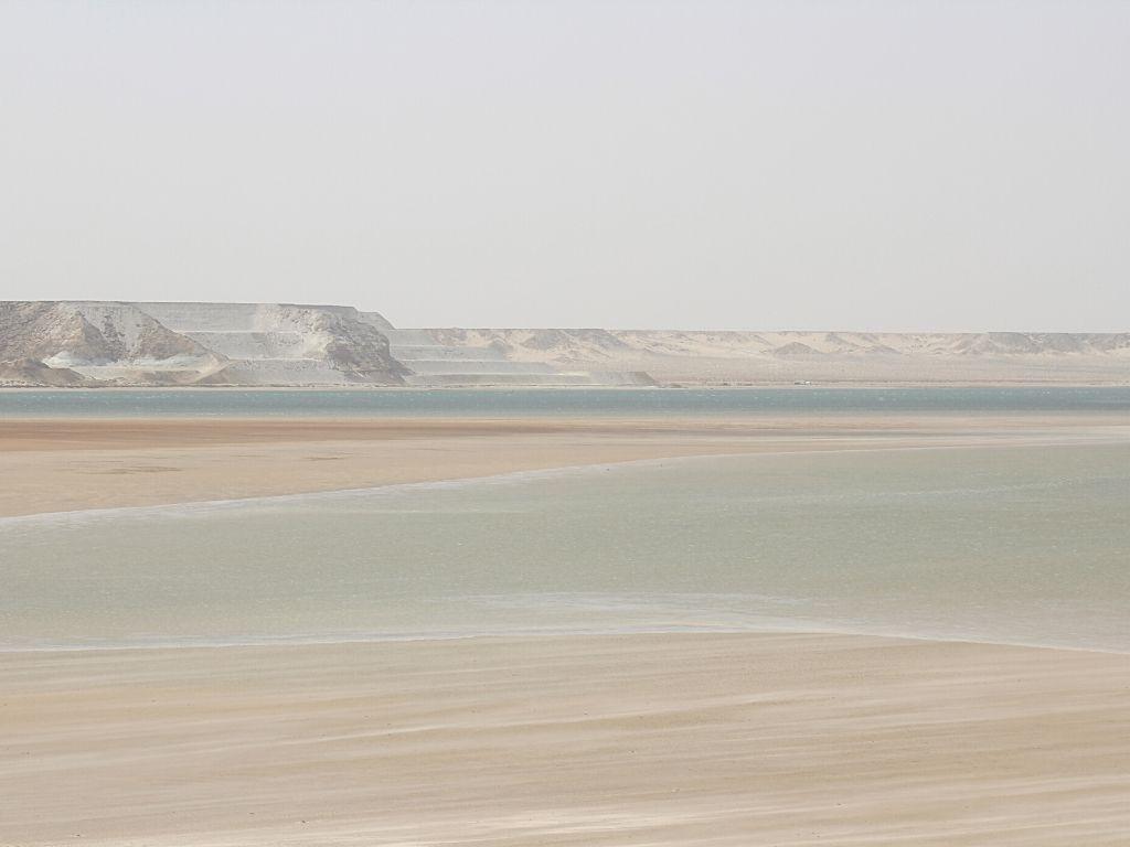 Bahía de Dajla Marruecos