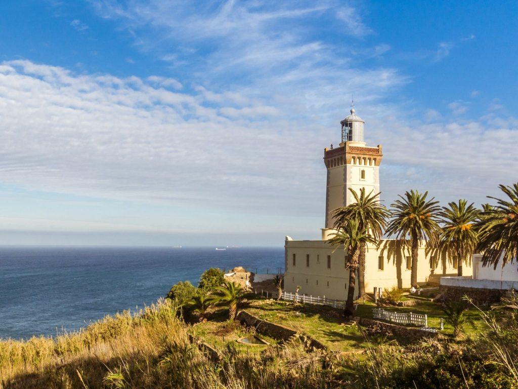 Cabo Espartel Marruecos