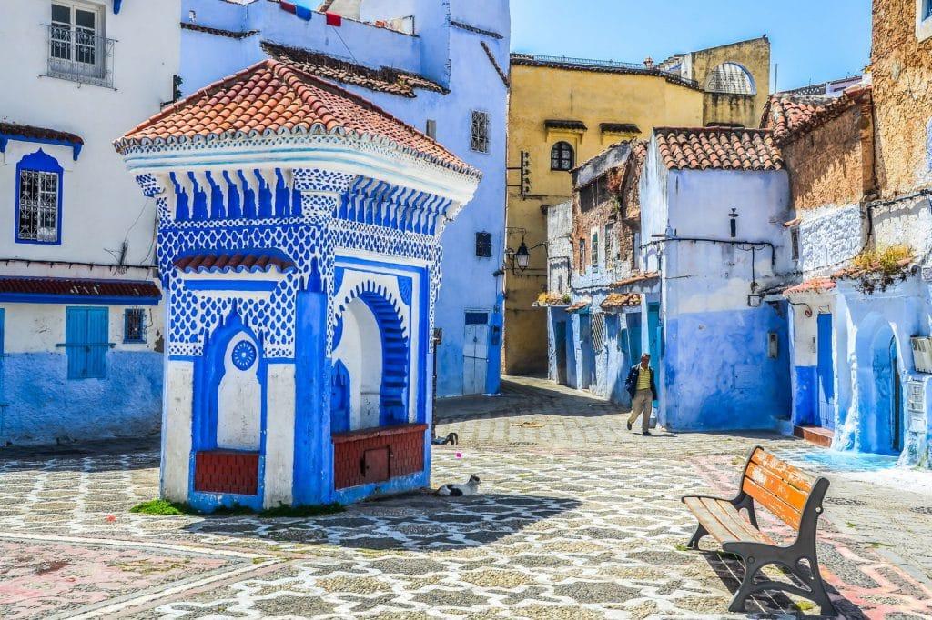 Guía para visitar Chefchaouen Marruecos