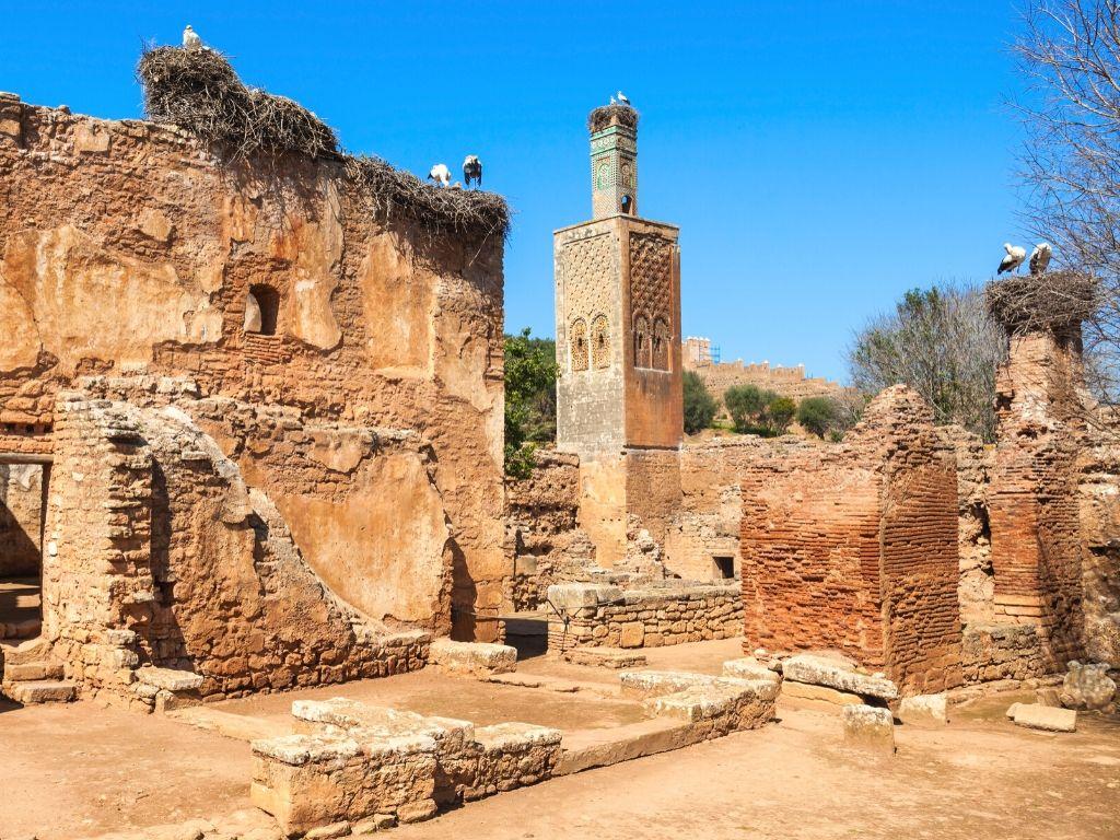 Chellah Marruecos
