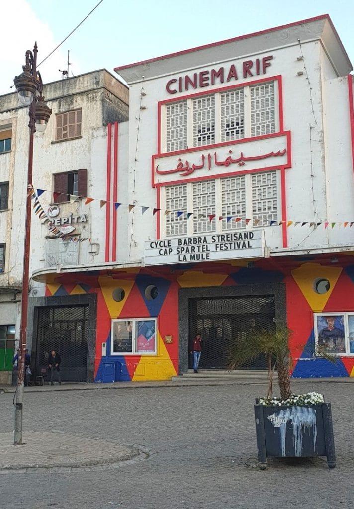 Cinema Rif en Tanger Marruecos
