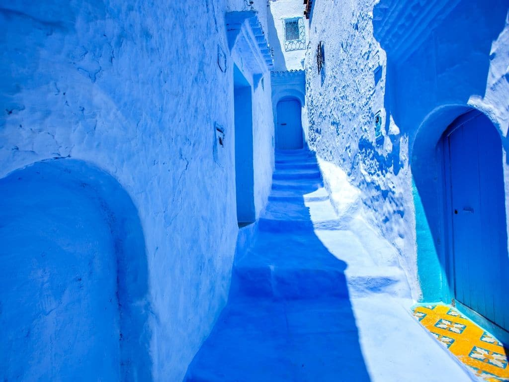 Mapa Marruecos • Donde queda Marruecos 8