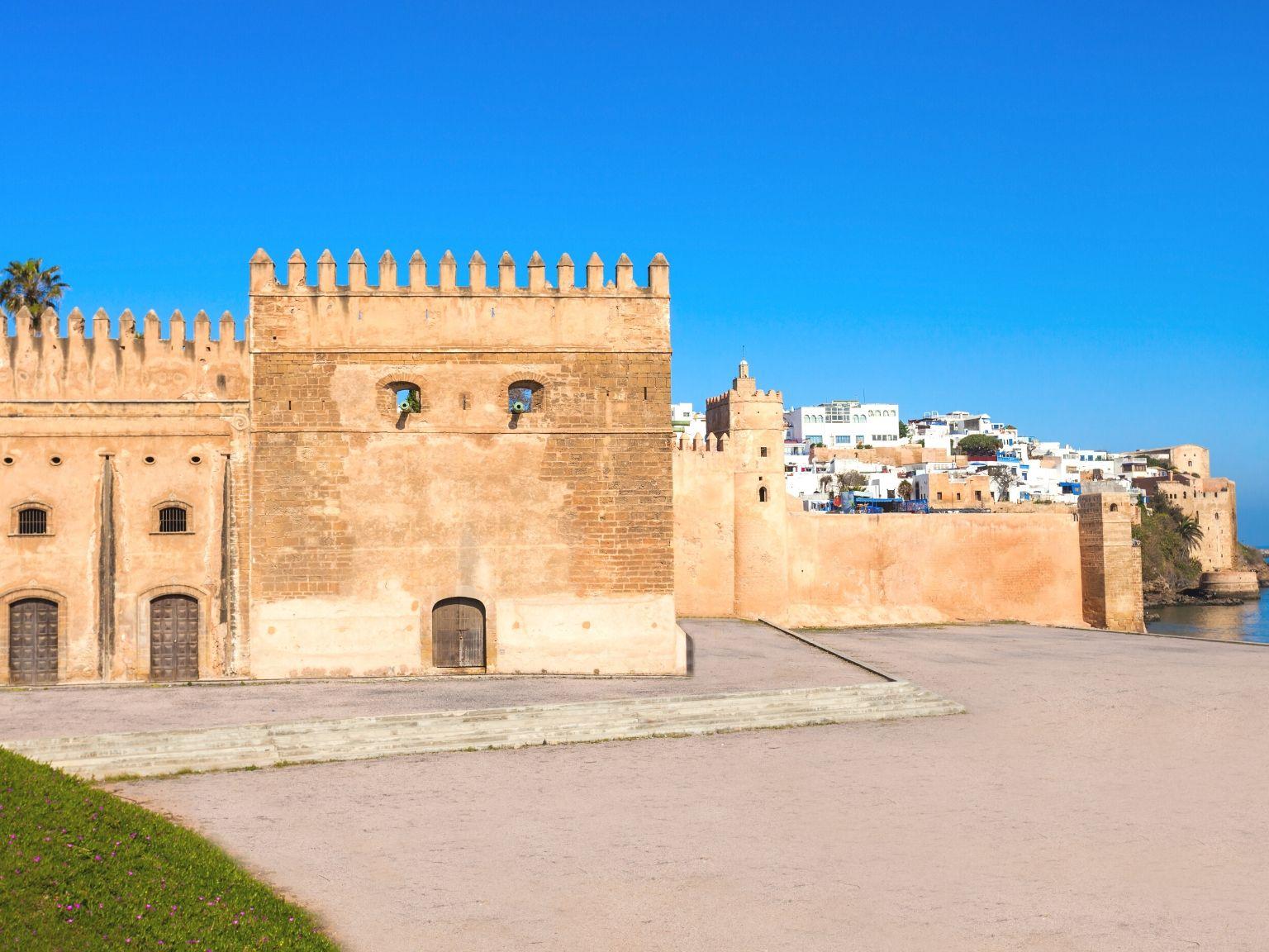 Ciudad Rabat Capital de Marruecos