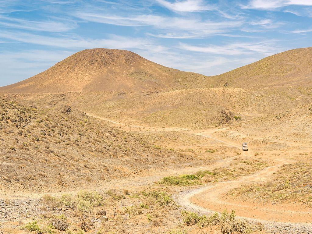 Clima Guelmim Marruecos