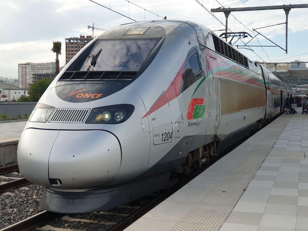 Cómo llegar a Casablanca de tren