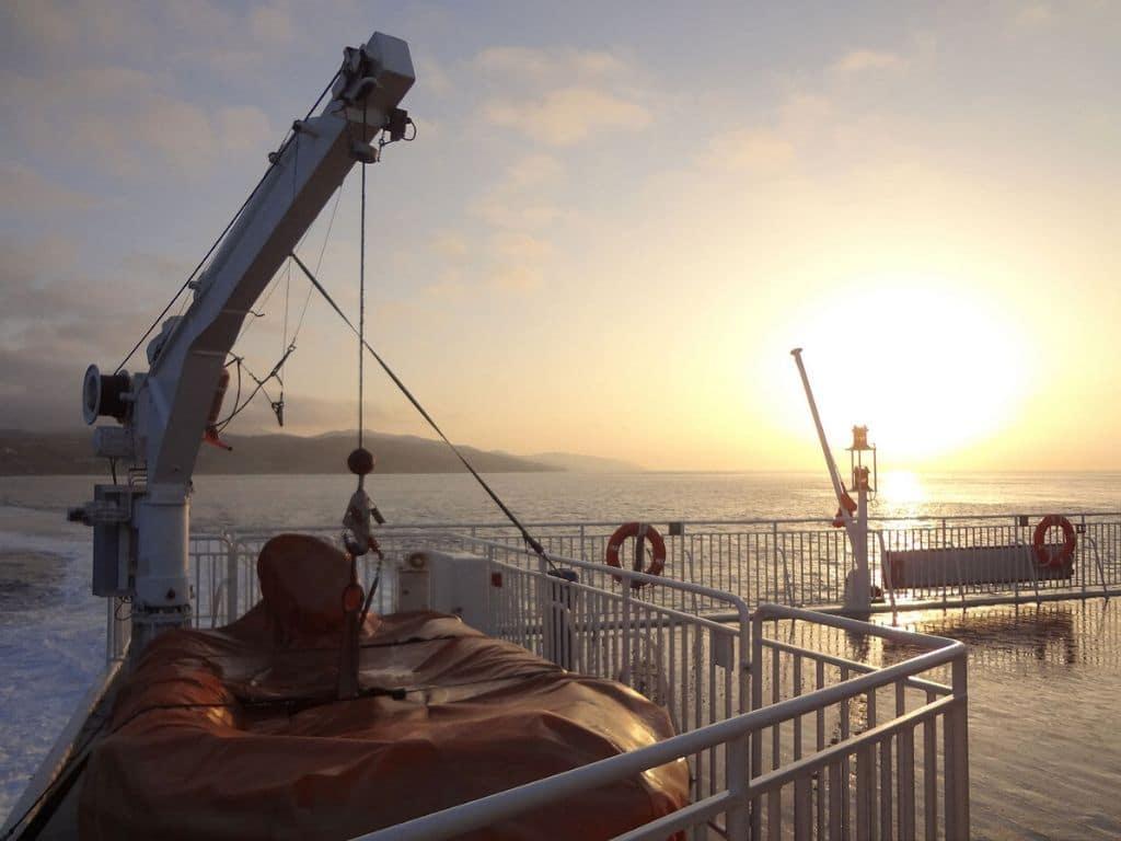 Cómo llegar al puerto de Tarifa