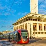 Cómo moverse de tram en Casablanca