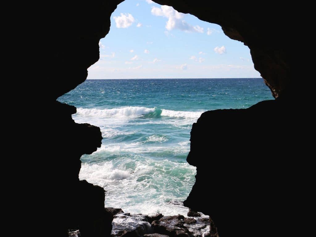 Cueva de Hércules Marruecos