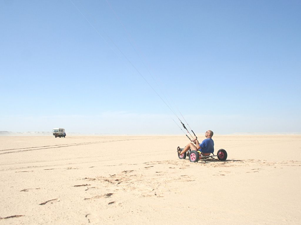 Deportes de aventura Dajla Dakhla Marruecos