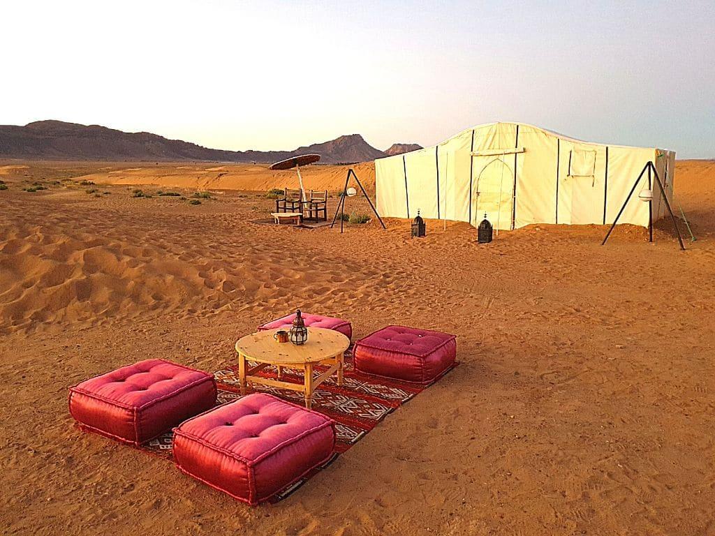 Desierto de Zagora Marruecos
