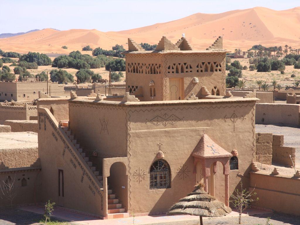 Dunas del Erg Chebbi Marruecos