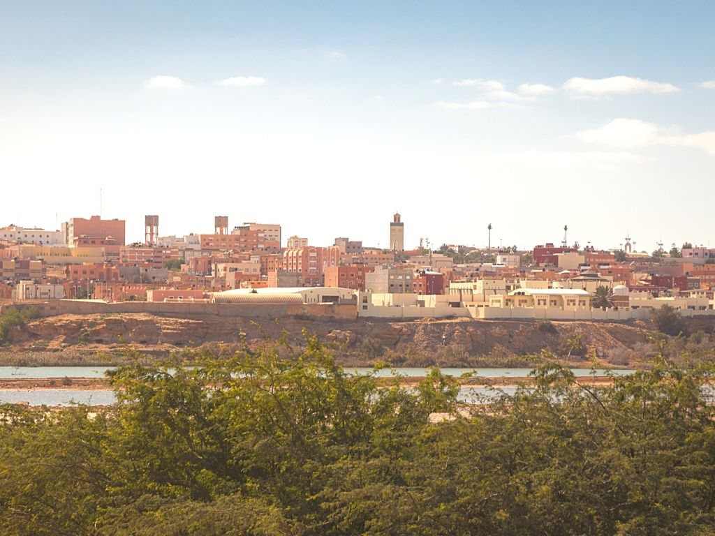 El Aaiun Marruecos