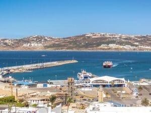 Ferry de España a Marruecos