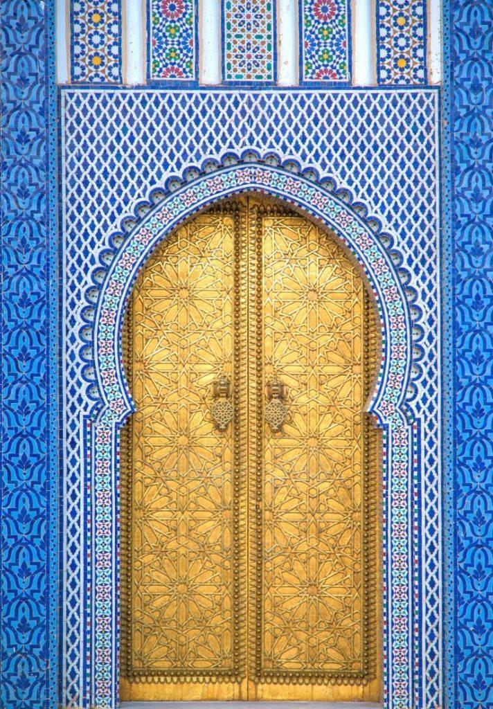 Fez en el dia de hoy Marruecos