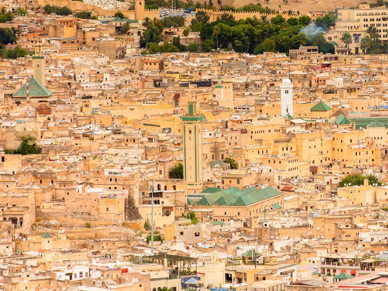 Fotos de Fez en Marruecos