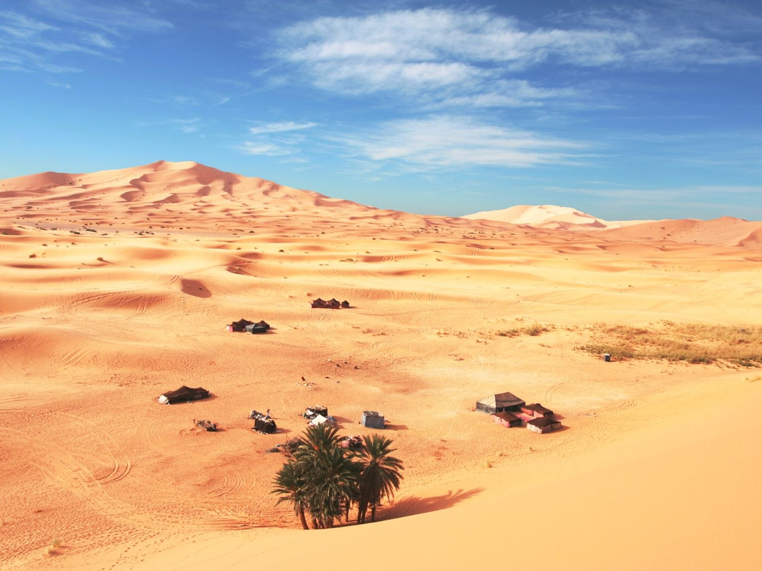 Fotos de Merzouga Marruecos