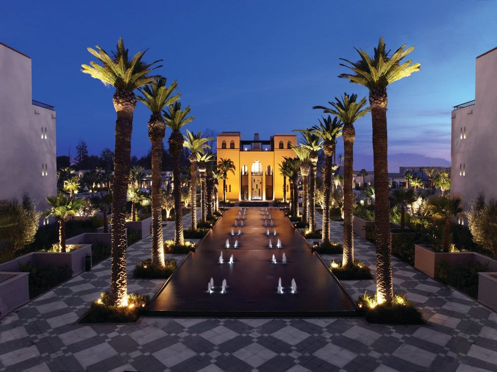 Hotel Four Seasons En Marrakech