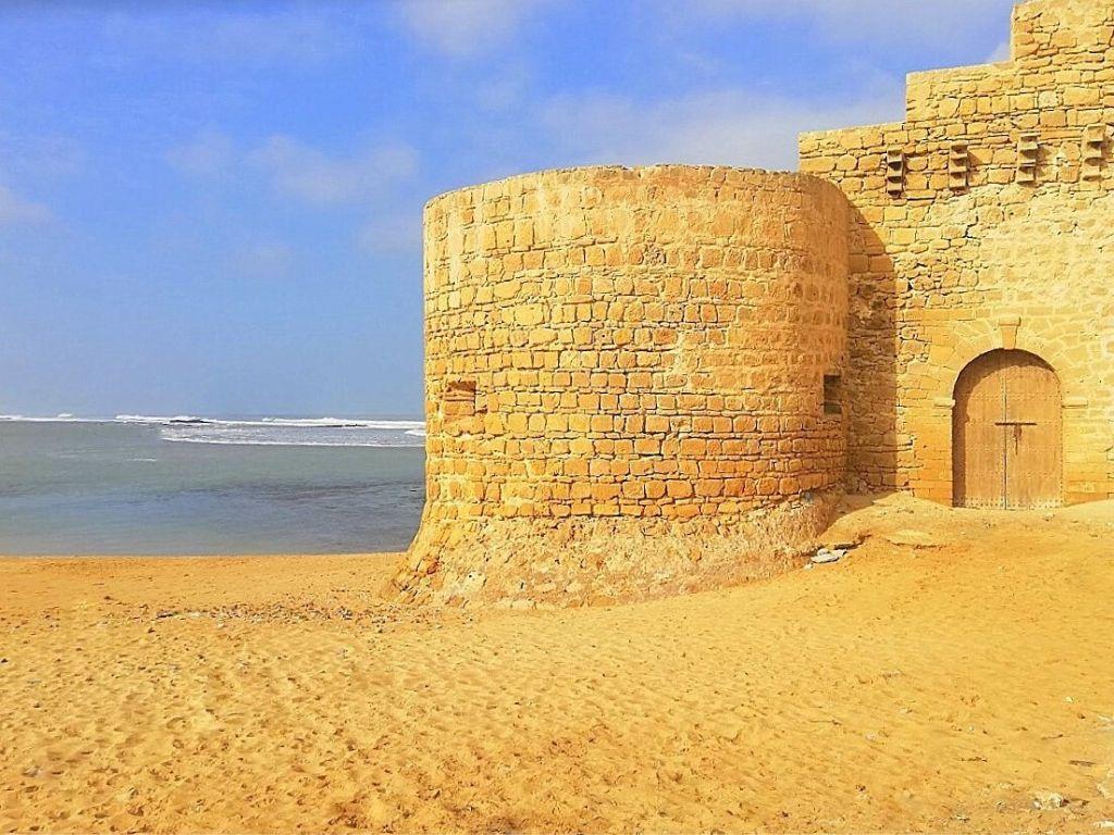 Fuerte Agouz Marruecos