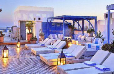 Hoteles en Essaouira