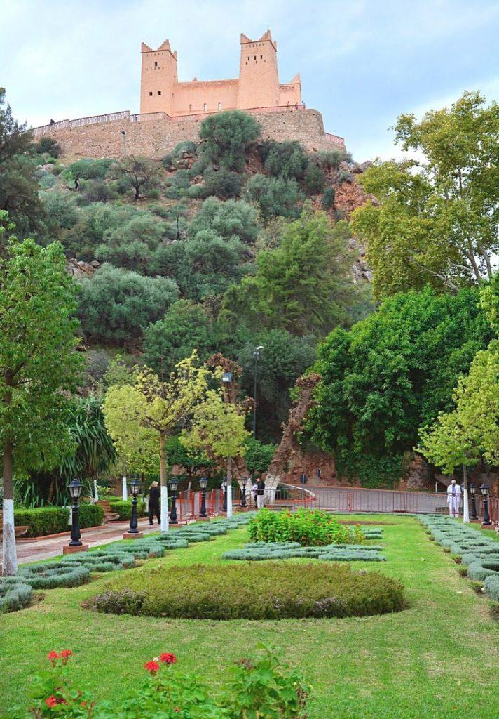 Historia de Beni-Mellal Marruecos