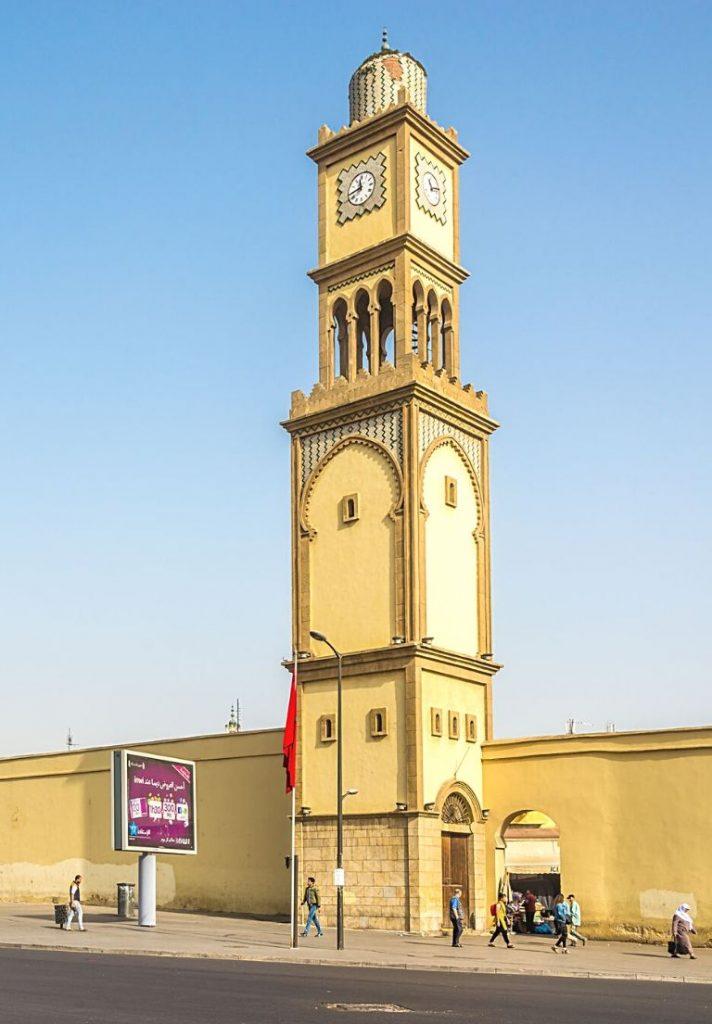 Historia de Casablanca