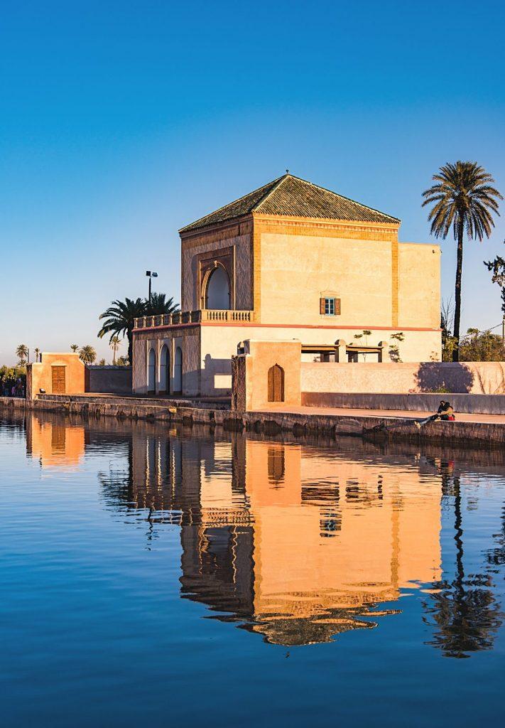 Historia de Marrakech Marruecos