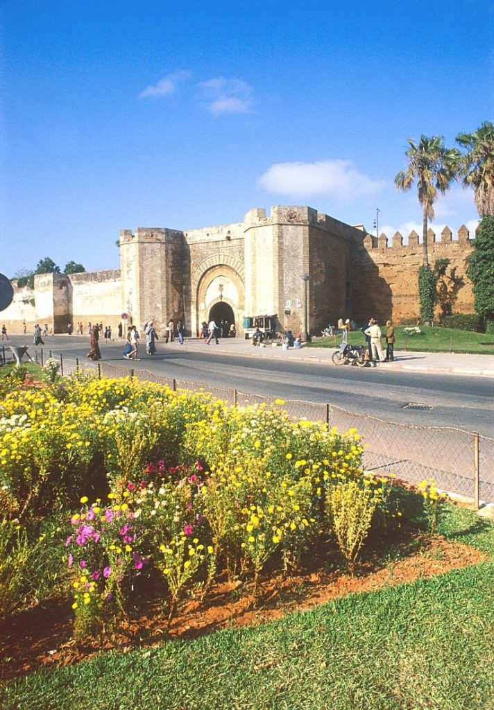 Historia de Rabat